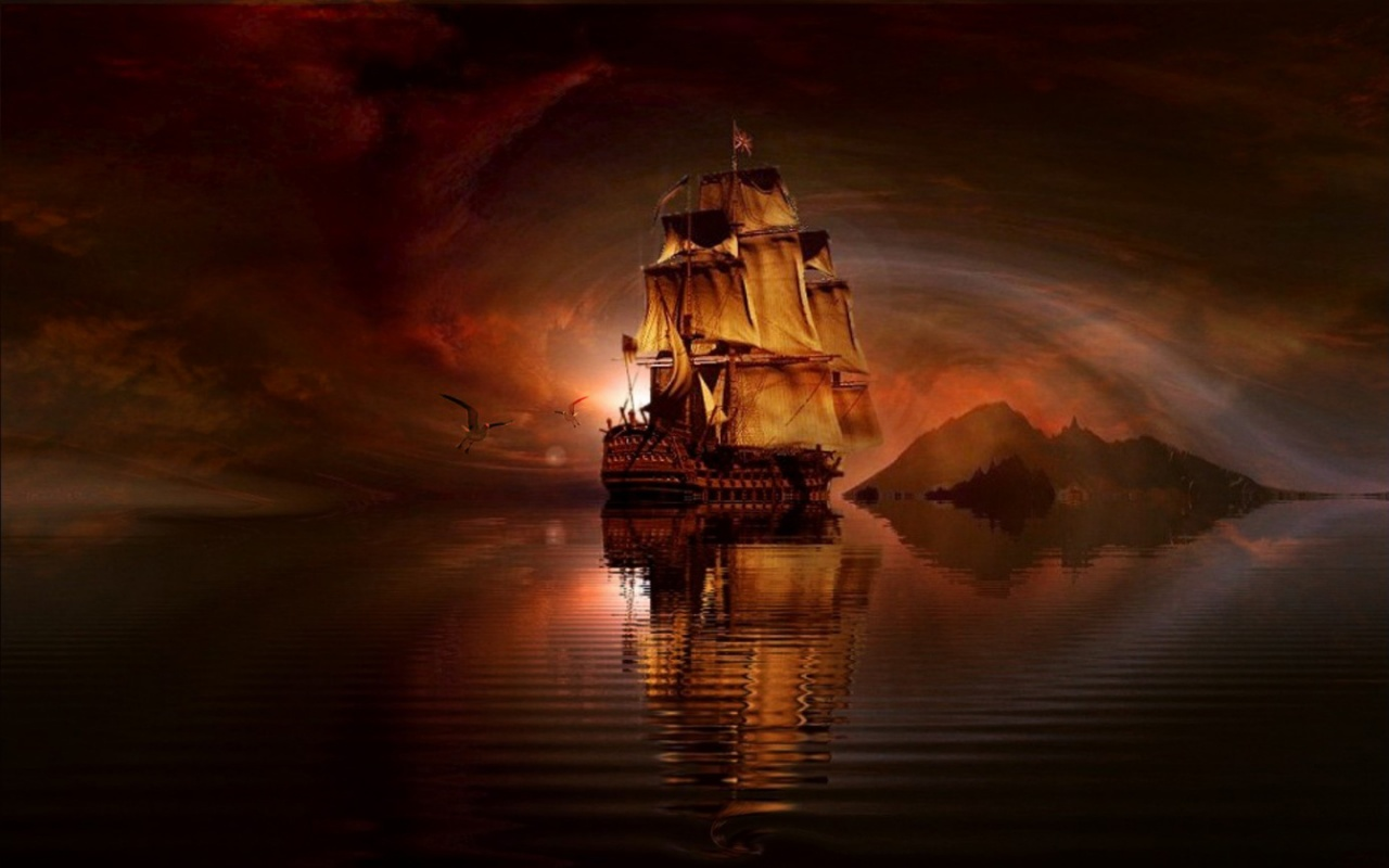 Pirate Ship Whydah
