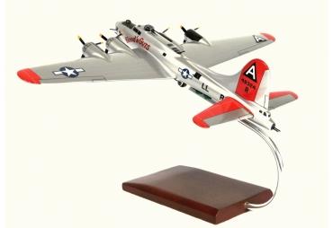 B-17G Boeing USAAF Aircraft Model