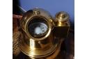 Brass Binnacle Compass w/ Oil Lamp
