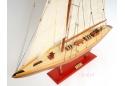 1930 Americas Cup J Class Shamrock Classic Sailing Yacht
