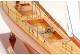 America's Cup Columbia Sailboat Model