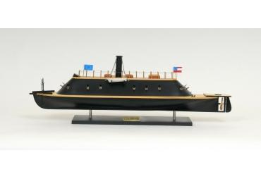 CSS Virginia Battle Ship Model