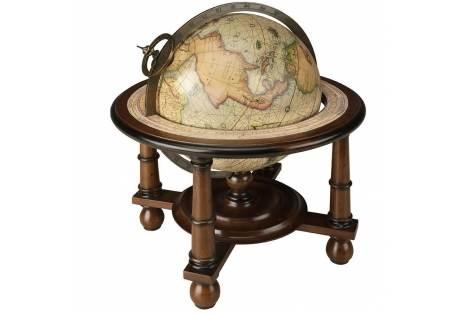 Antique Globe Decor Authentic