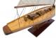America's Cup Shamrock Model Yacht
