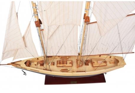 Bluenose Model Schooner