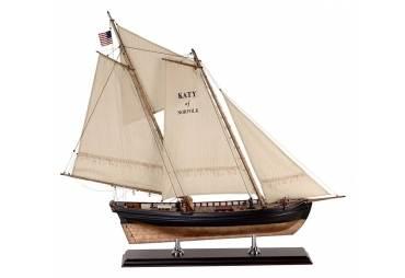 Katy Of Norfolk Pilot Boat Model