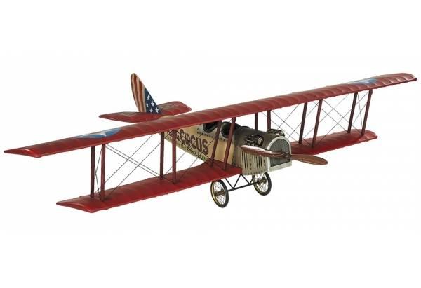 Wwi Flying Circus Curtiss Jenny Jn4 Biplane Gonautical