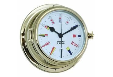 Endurance II 135 Quartz Clock 12 Hour Flag Dial