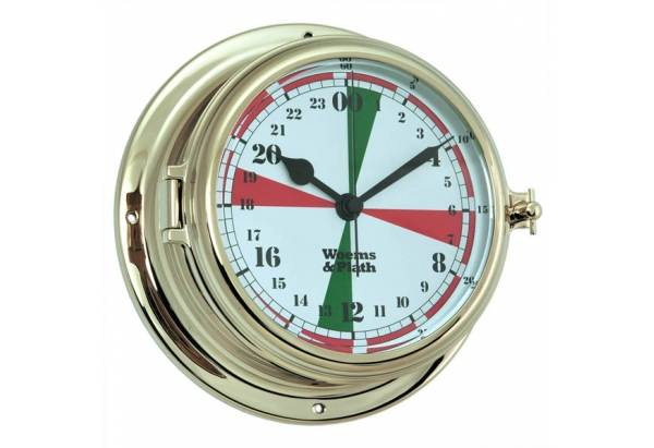 Endurance Ii 135 Radio Room Quartz Clock W Military Time Gonautical