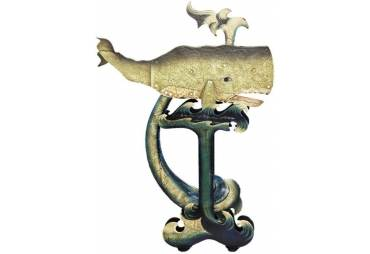 Whale Balance Toy  Sky Hook
