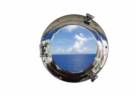 Nautical Wall Decor Port Hole Window
