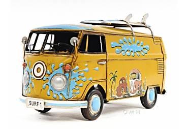 1967 Volkswagen Deluxe BUS 1:18 Scale