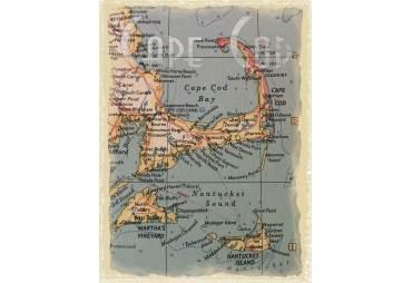 Maps Cape Cod Navigation