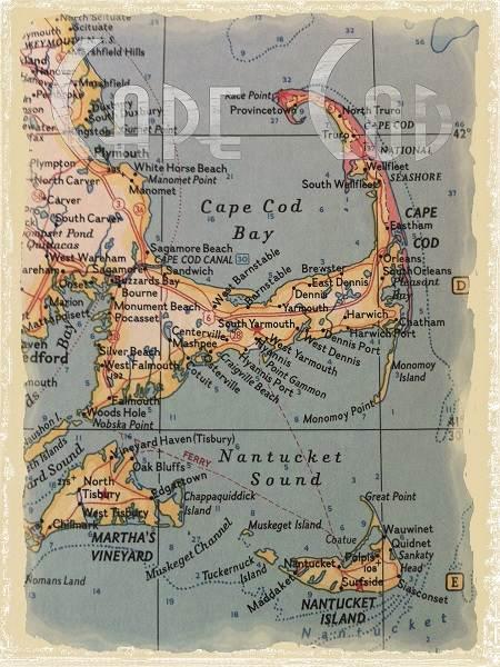 Maps Cape Cod Navigation - GoNautical