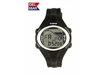 Digital Tide Watch Resin Case, Water Resistant to 50 meters