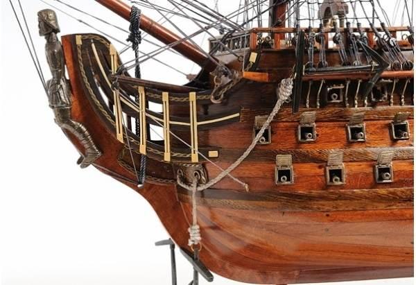1700's Royal Louis Tall Ship - GoNautical