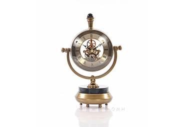 Brass Table Clock