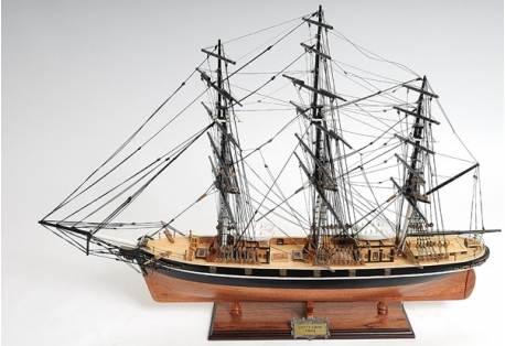 Cutty Sark Tall Ship Model