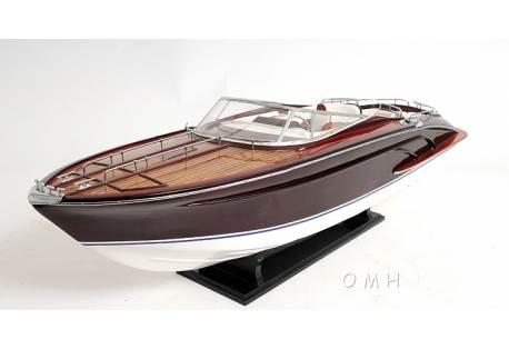 Wooden Hand Built Model Ship Rivarama