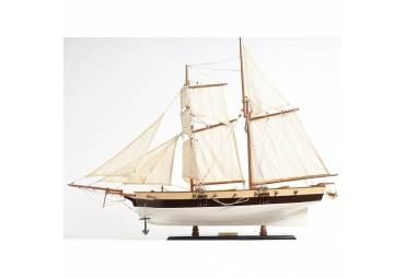 Schooner Lynx 1812 Model Boat