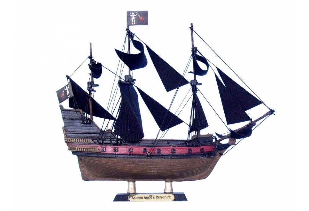 Blackbeard S Queen Anne S Revenge Limited