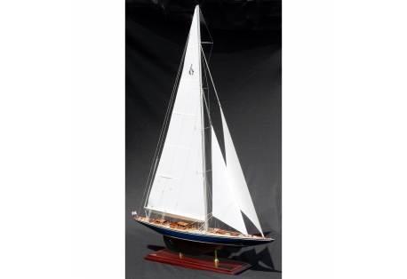 Velsheda 1933 J Yacht