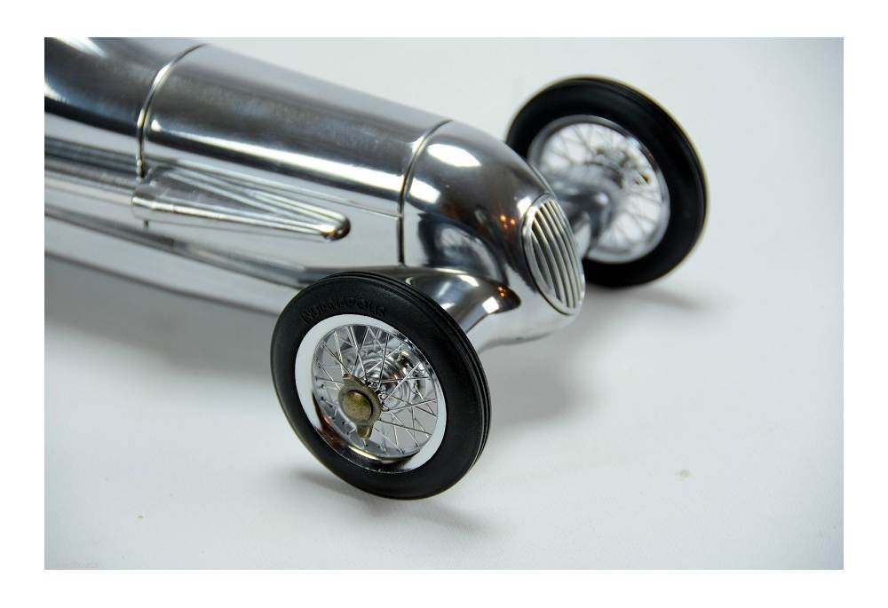 1934 W 25 Mercedes Benz Silberpfeil Silver Arrow Model