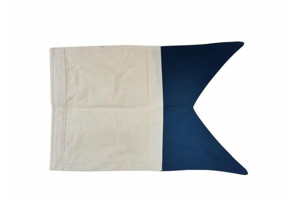 Nautical Flag Letter - A - GoNautical