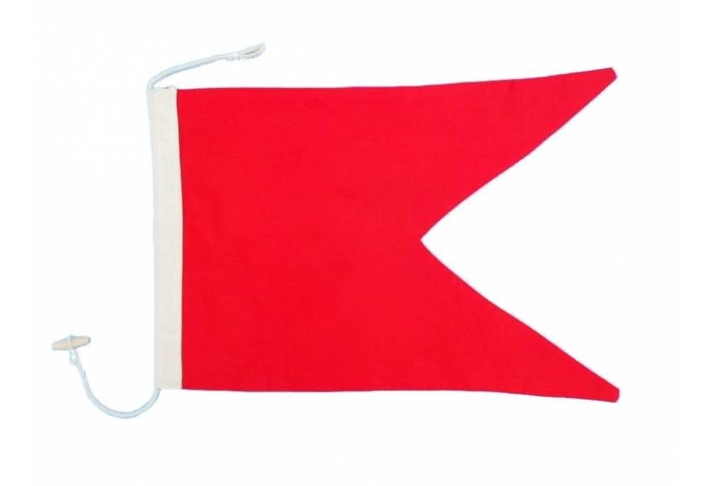 Nautical Flag Letter B Gonautical