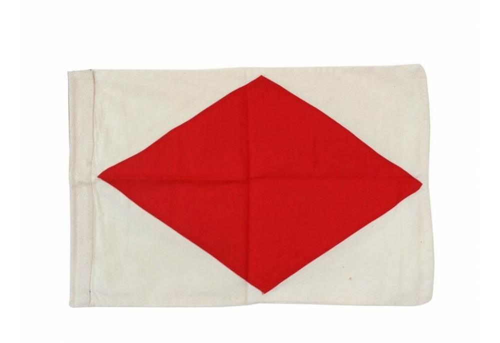 Nautical Flag Letter F Gonautical