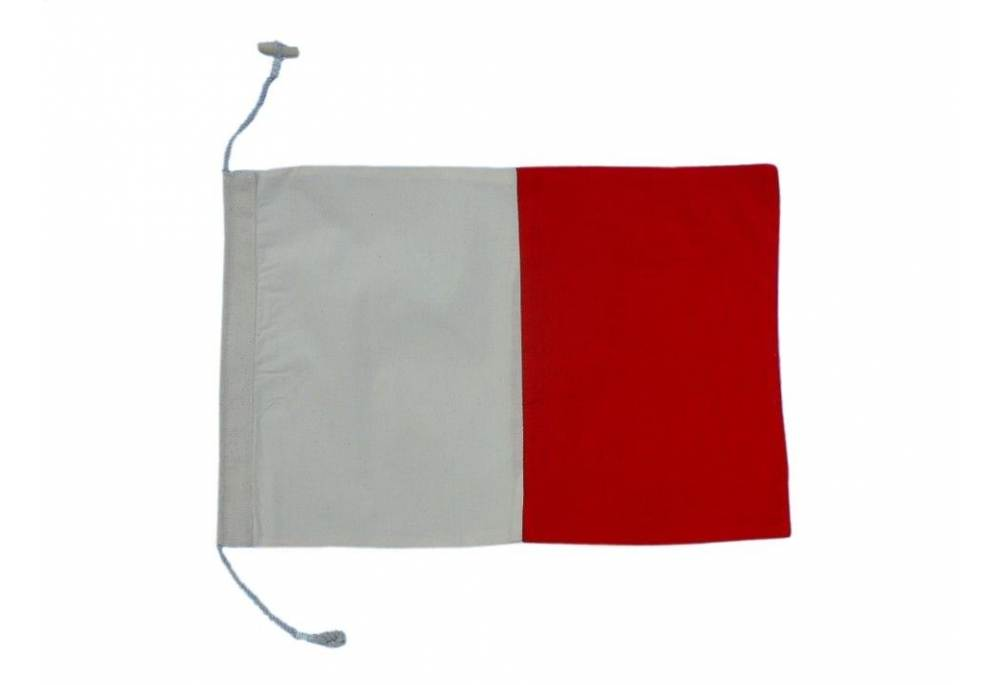 Nautical Flag Letter H Gonautical