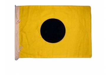 Nautical Flag Letter - I