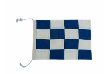 Nautical Flag Letter - N