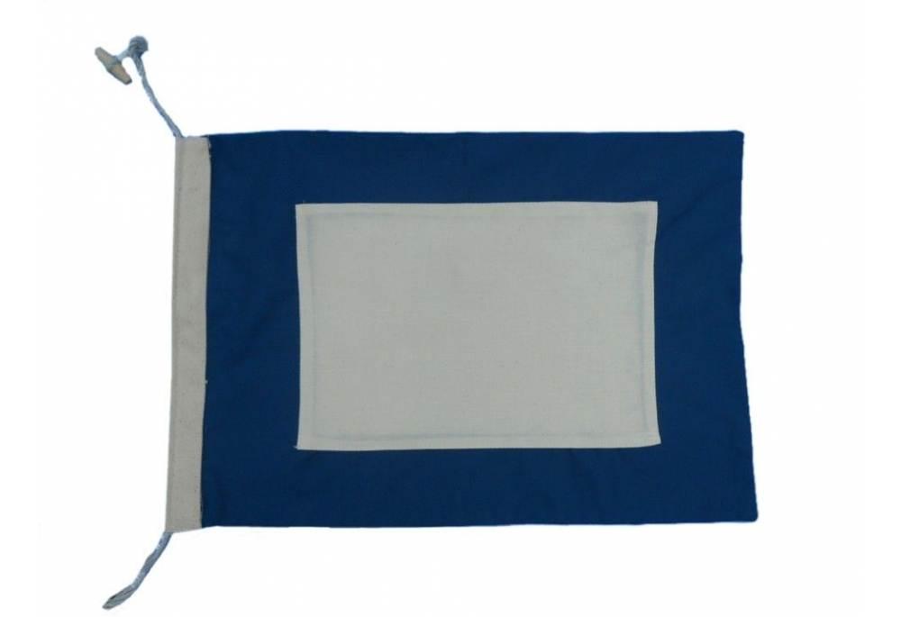 Nautical Flag Letter P Gonautical