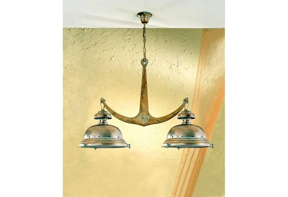 Anchor Lighting Chandelier - GoNautical