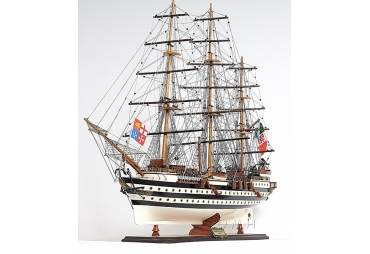 1930 Amerigo Vespucci Tall Ship Model