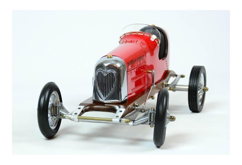 Bantam Midget Red 1930s Tether Car Model 19 Quot Gonautical