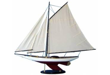 "Classic Bermuda Sloop 40"""