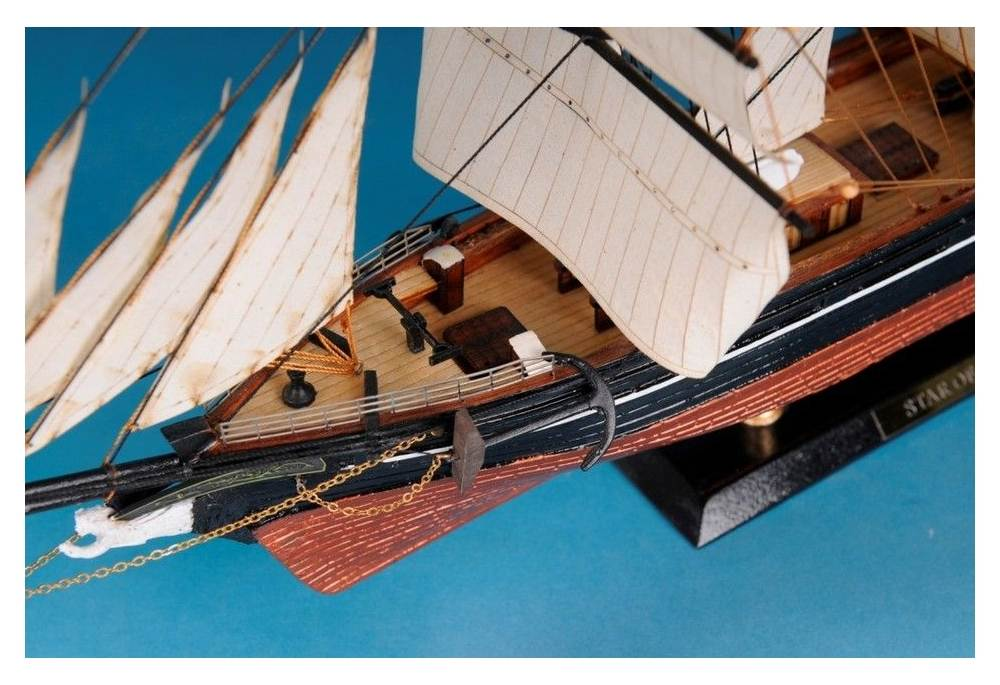 Star Of India Limited Tall Model Clipper Ship