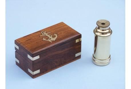 """Scout's Brass Spyglass 7"""""""