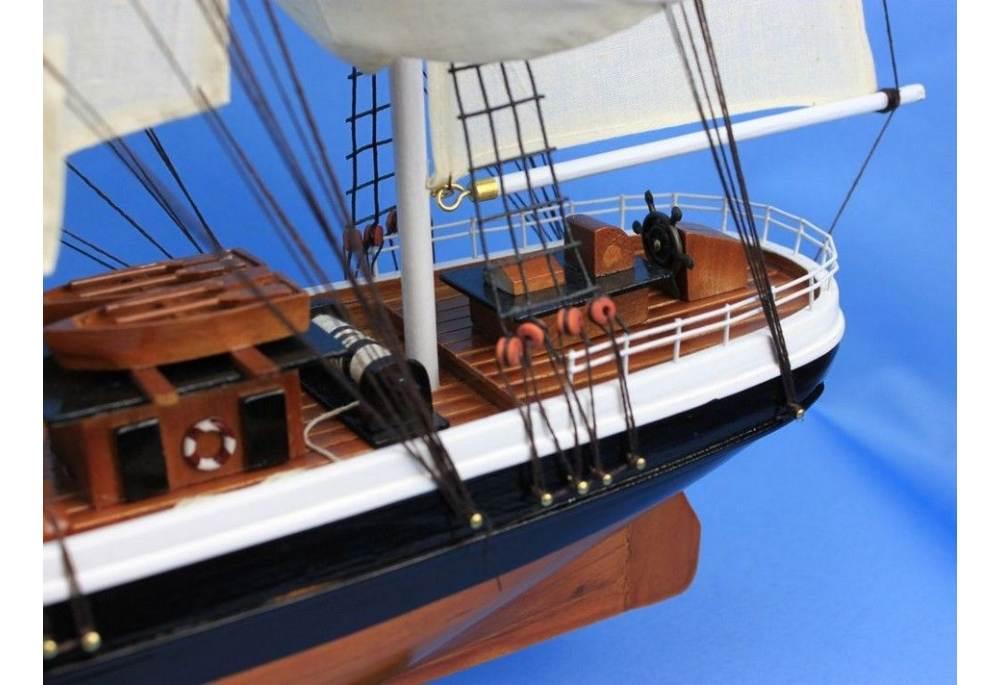 Famous Clipper Flying Cloud Wooden Ship Model