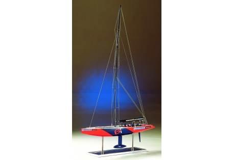 """Sailboat Model """"Le Defi Français"""""""
