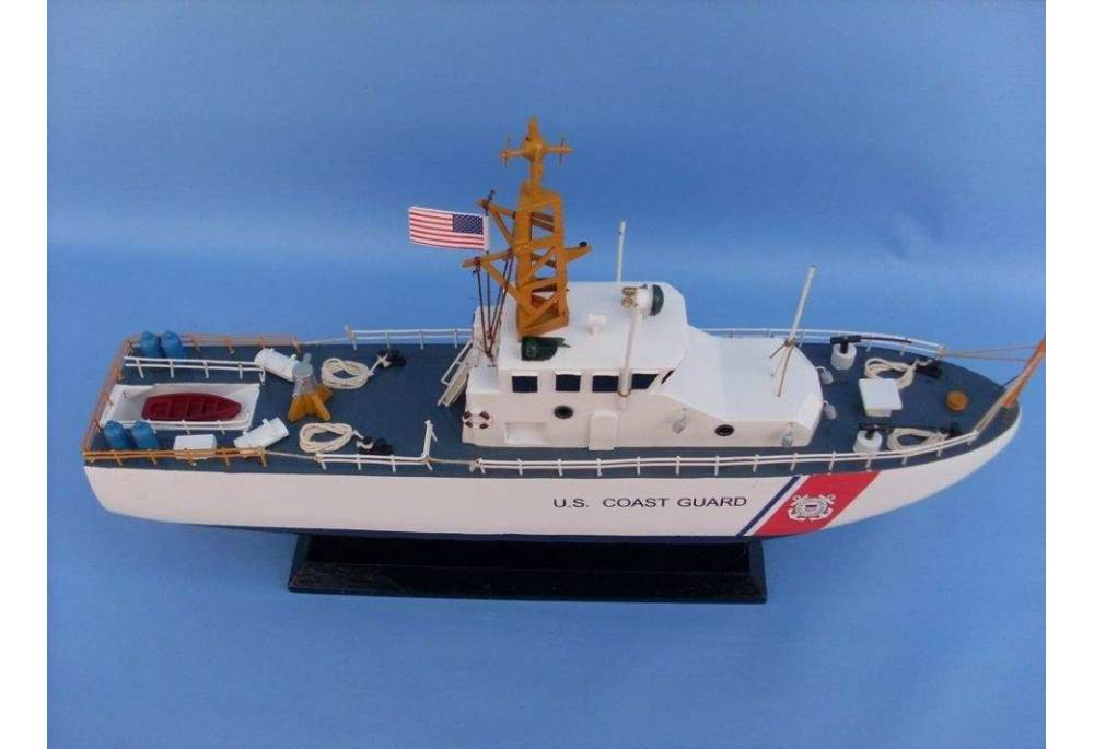 Uscg Coastal Patrol Boat Model