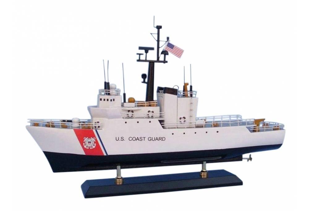 Uscg Medium Endurance Cutter Model Ship
