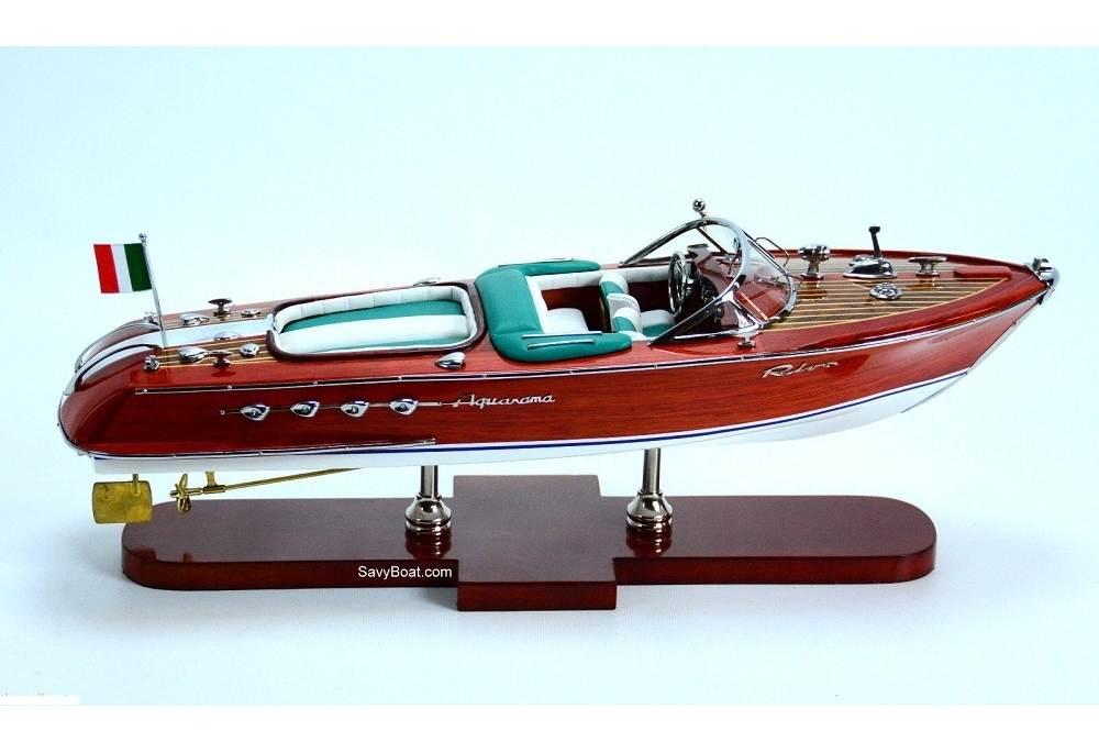 Classic Riva Aquarama Speed Boat Gonautical