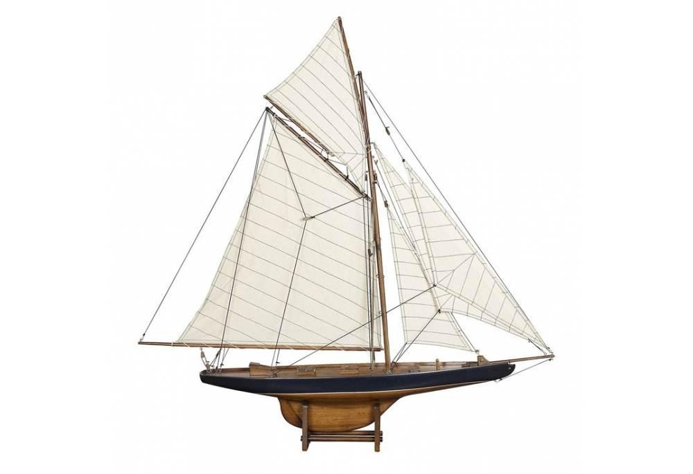 america 39 s cup j class sailboat model columbia. Black Bedroom Furniture Sets. Home Design Ideas