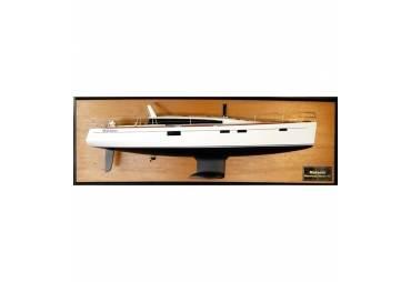 Beneteau Sense 50 Half Hull Model