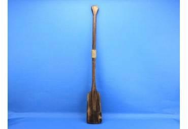 """Wooden Rustic Oar w/ Hooks 36"""""""