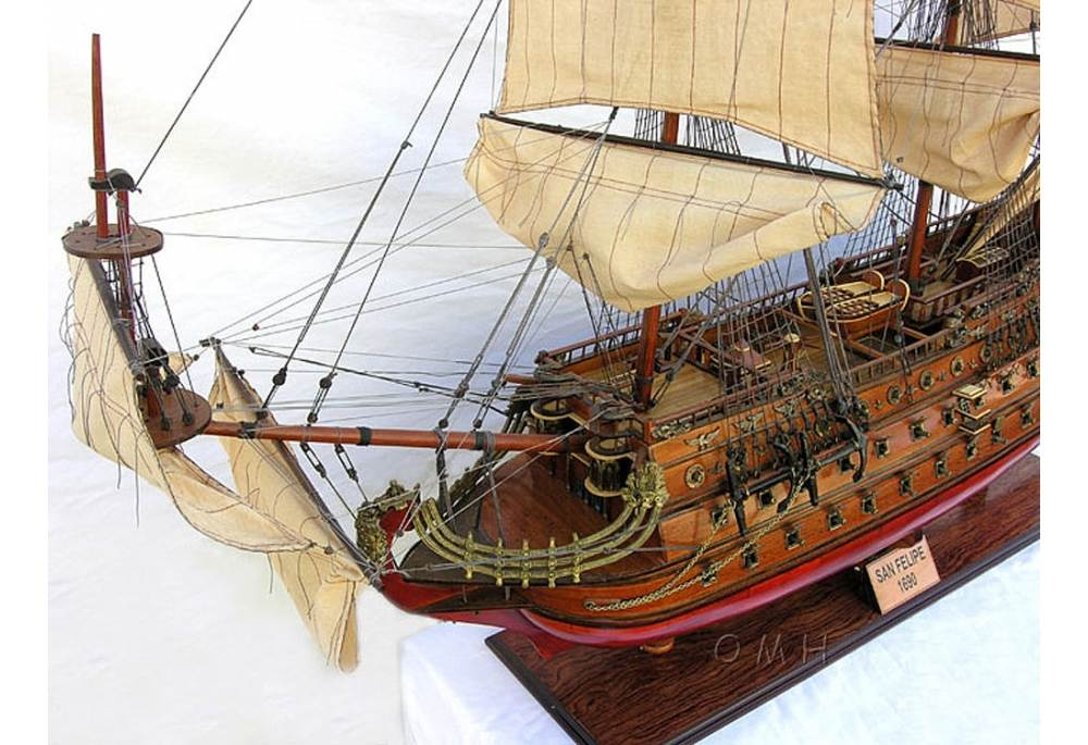 San Felipe Xl Tall Ship 56