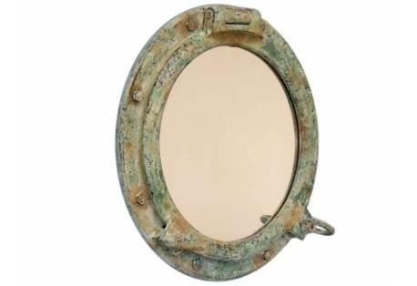 "Titanic Shipwrecked Porthole Mirror 20"""